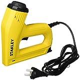 Stanley 6-TRE550 Agrafeuse électrique Gamme PRO - Jaune
