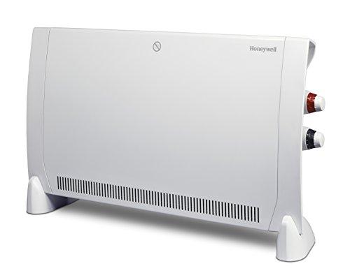 Honeywell hz822e2 convecteur Design Argent 2000w, Blanc