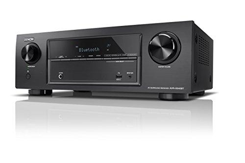 Denon AVRX 540 BT Ampli Tuner Audio Vidéo Noir