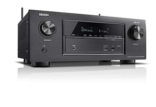 Denon AVRX3400H Noir Amplificateur HomeCinéma 7.2