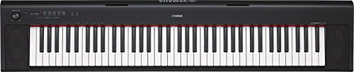 Yamaha - NP32B - Clavier - 76 Touches Dynamiques à Effet Gradué - Noir