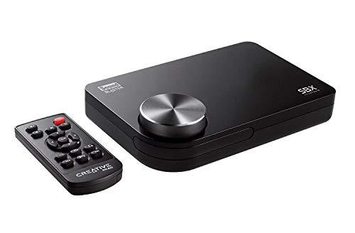Creative Sound Blaster X-Fi Surround 5.1 Pro - Carte Son USB - SBX ProStudio