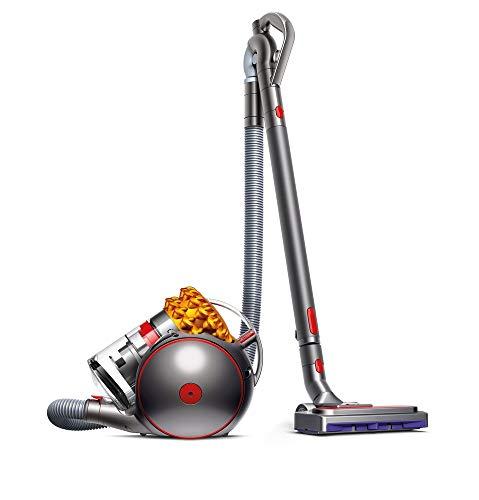 Dyson Aspirateur sans sac Big Ball Multif longs 2avec brosse pneumatique brosse combinée et escalier/Aspirateur traîneau avec classe d'efficacité énergétique A