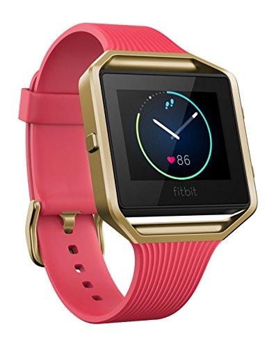 Fitbit Blaze Bracelet d'activité Rose/Or S