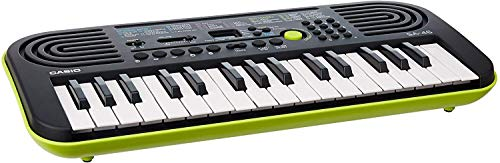 Casio SA-46 Mini Clavier 32 Touches Vert