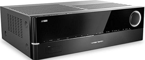 Harman/Kardon AVR 151S Amplificateur audio/vidéo 375 watts, 5.1 canaux, en réseau - Noir