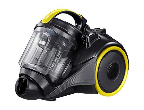Samsung vc07K41e0vy aspirateur traineau sans sac, 200W, Jaune