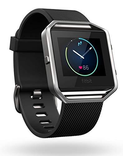 Fitbit - Blaze - Montre de Fitness - Noir - Taille S