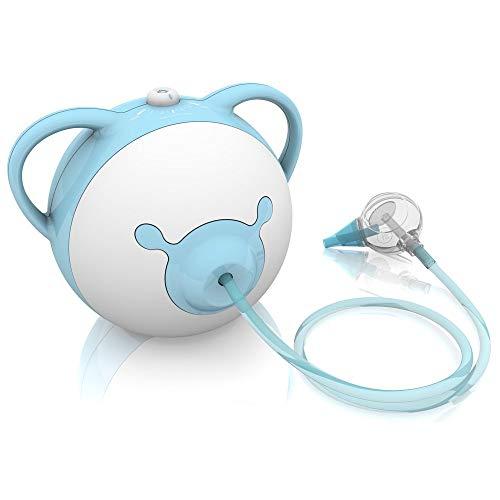 Nosiboo L'aspirateur nasal adapté aux enfants