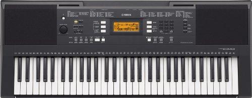 Yamaha PSRE343 Clavier Arrangeur Dynamique 61 Touches 5 W - Noir