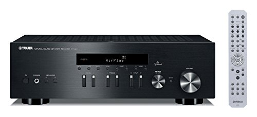 Yamaha - R-N301 - Ampli-Tuner Réseau 2.0 100 W - Noir
