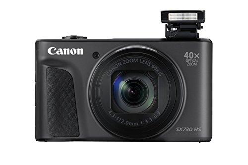 Canon Powershot SX730 Appareil Photo Numérique Compact Noir