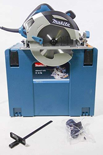 Makita HS7101J Scie circulaire 1400 W Ø 190 mm + coffret Makpac