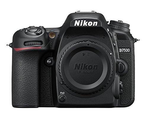 Nikon D7500 - Reflex numérique