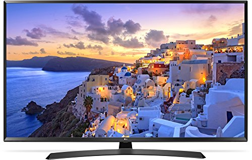LG 43 UJ635V - 108 cm (43 Zoll) TV (4K Ultra HD, HDR 10, Smart TV, PVR, Wlan, Triple Tuner (DVB T2), USB)