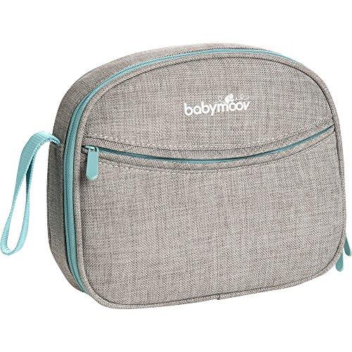 Babymoov - Trousse de Soin & de Toilette pour Bébé, 9 Accessoires, Bleu